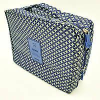Органайзер дорожный сумочка для белья TRAVEL синий