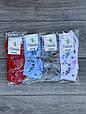 Шкарпетки Marde бамбук жіночі зі скрипковим ключем і нотами 35-40 12 шт в уп мікс 4 кольорів, фото 4