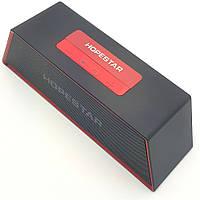 Бездротова акумуляторна колонка Bluetooth акустика FM MP3 AUX USB Hopestar H28 чорна