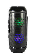 Портативна акумуляторна bluetooth MP3 колонка UKC Q610 чорна