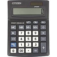 "Калькулятор ""Citizen"" CMB1201-BK, фото 1"