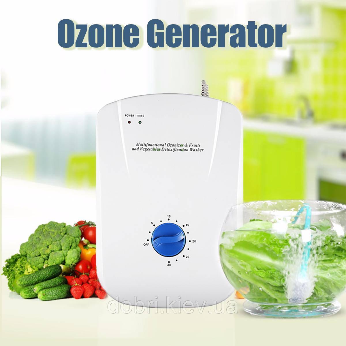 Озонатор (стерилизатор) воды для дома и офиса