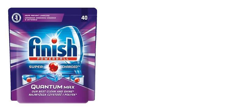 Таблетки для п/м Beko 3081413 - FINISH QUNT Max, 40 таб. в упаковці