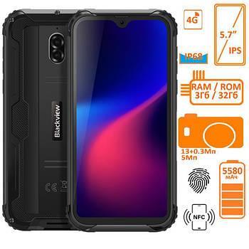 Смартфон Blackview BV5900 3/32GB Dual SIM Black OFFICIAL UA