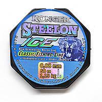 Леска Konger Steelon ICE Clear Coated 0,08mm/50m