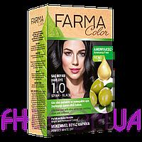 Крем-фарба для волосся Farma Color Farmasi 1.0 Чорний