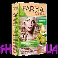 Крем-фарба для волосся Farma Color Farmasi 10.0 Перламутровий блонд