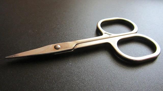 Ножницы ногтевые Чехия DUP 031