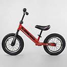 """Велобег Corso 71860 стальная рама, колесо 12"""" надувные колёса, фото 3"""