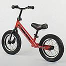 """Велобег Corso 71860 стальная рама, колесо 12"""" надувные колёса, фото 2"""