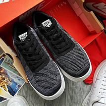 "Мужские кроссовки Nike Air Force 1 Low Ultra Flyknit ""Dark Grey"", фото 3"