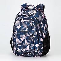"""Рюкзак ранец школьный Dolly 528  """"камуфляж"""""""
