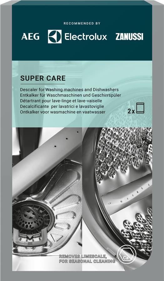 Засіб Electrolux для чищення від накипу для пральних та посудомийних машин
