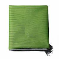 Пляжний килимок Антипесок підстилка покривало для моря 200х200 см Sand free Mat зелений