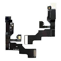 Шлейф iPhone 6s Plus с датчиком освещенности и фронтальной камерой (Original PRC)