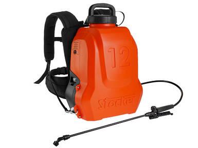 Електричний обприскувач ранцевий Stocker Ergo 226 12 л - Штокер