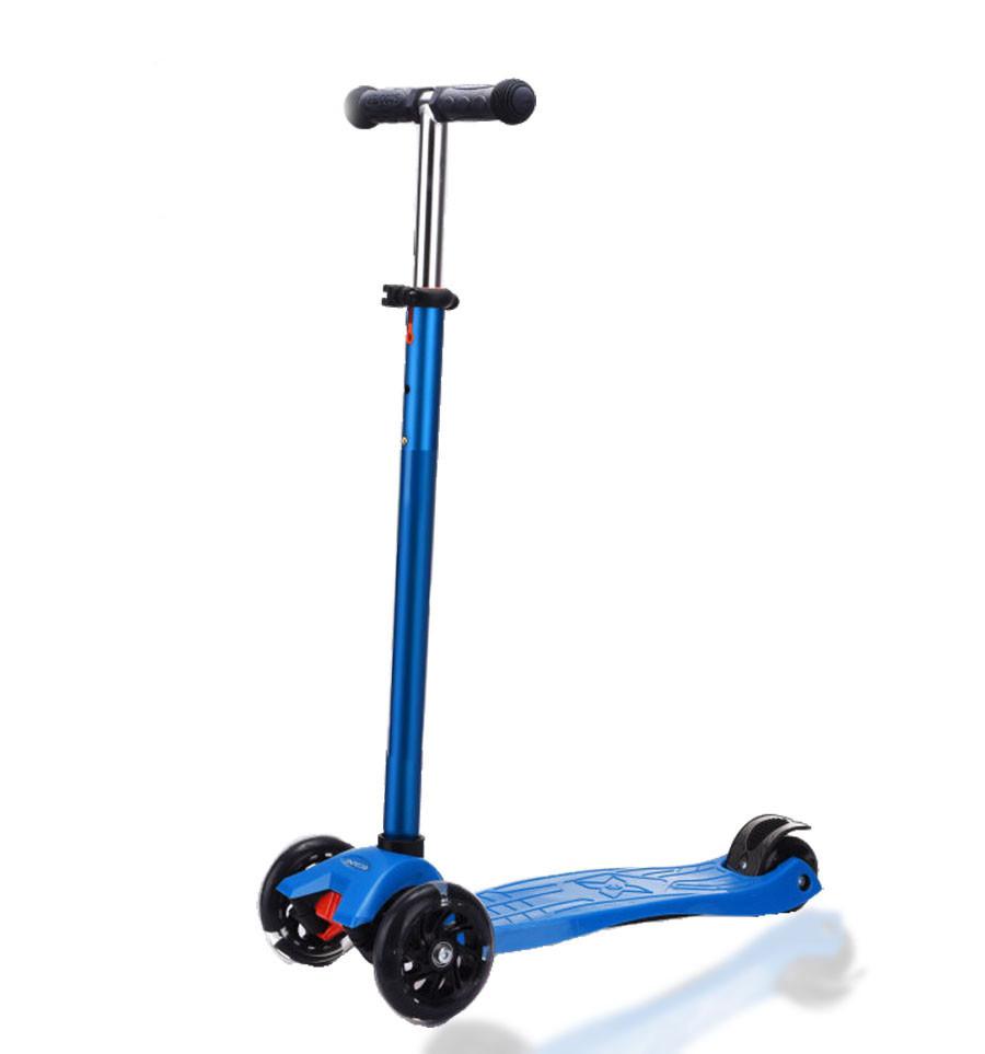 Самокат Eco Line RILEY синий