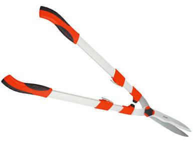 Ножницы садовые Stocker 2090 телескопические волнистые лезвия 73-87см - Штокер