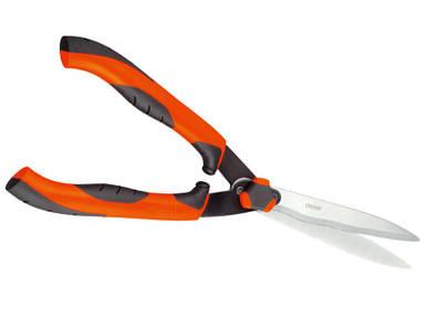 Ножницы садовые Hobby 55 (волнистые лезвия) Штокер Stocker 2039