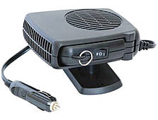 Авто обогреватель салона печка  дуйка Фен от прикуривателя 12В 150W Car Fann 703 черный