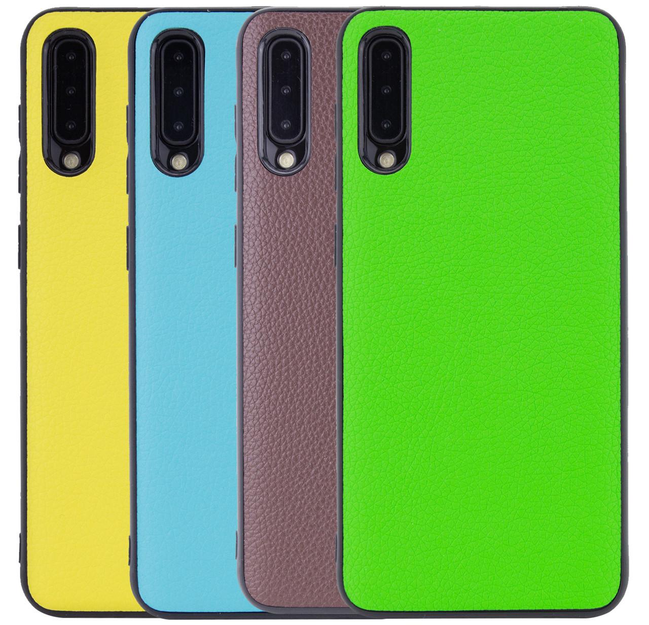 Кожаная накладка Epic Vivi Series для Samsung Galaxy A50 (2019) SM-A505F