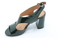 Босоножки лаковые на каблуке Vensi V345, фото 3