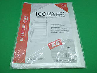 Файлы для документов тм. А4 Economix  (100 шт)