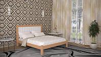 """Кровать из дерева, с мягкими частями """"Дионис"""""""
