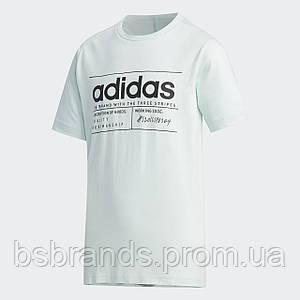 Детская футболка adidas Brilliant Basics FM0775 (2020/1)