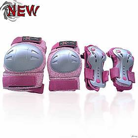Защита Explore AMZ-300 NEW M розовый