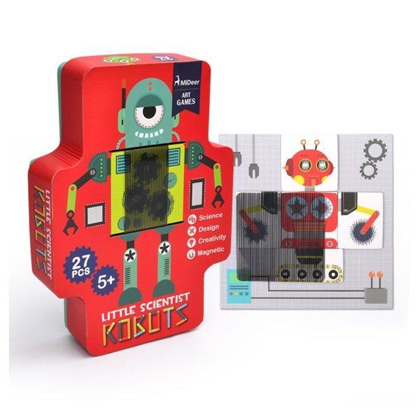 Гра магнітна Робот аніматор Кіноптик з ефектом руху