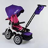 Велосипед BEST TRIKE 9288B-7598 фиолетовый, фото 2
