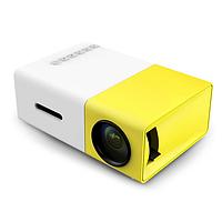 Проектор портативный USB HDMI пульт Led Projector YG300
