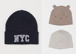 Демисезонные и зимние шапки