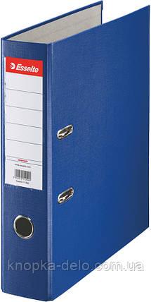 Папка-регистратор Esselte ECO А4 75мм синяя, арт. 11255, фото 2