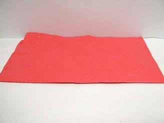 Скатерть одноразовая (120x200)  красная (1 шт)