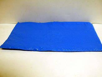 Скатерпотиленовая одноразовая (120x200)  синяя (1 шт)