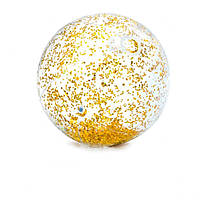 Мяч пляжный 58070 (Золотой пляжный)