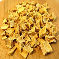 Овощные чипсы из корня петрушки, 40 грамм: эквивалент 450-500 г свежего корня петрушки, фото 1