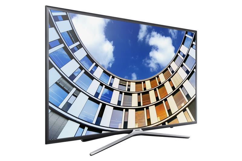 """Телевiзор 32"""" Samsung UE32M5500AUXUA LED FHD Smart"""