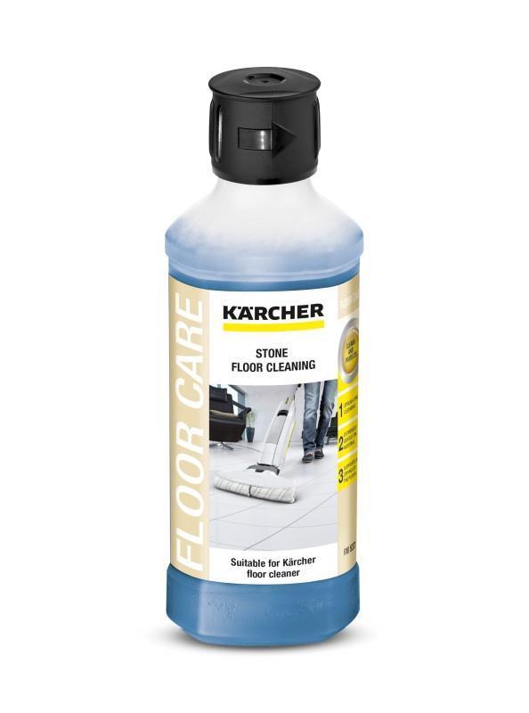 Засіб для чищення поверхонь Karcher RM 537 для кам'яної підлоги, 500 мл