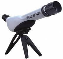 Портативный детский телескоп со сменными объективами EasyScience
