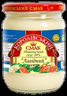 """СКБ 30% Майонезний соус""""Лагiдний"""" Твіст 415г КС"""