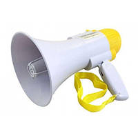 Мегафон рупор громкоговоритель MEGAPHONE HW 8C Белый