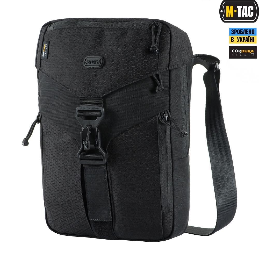 M-Tac сумка Magnet XL Bag Elite Hex Black