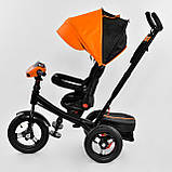 Велосипед BEST TRIKE 6088F-3020 оранжевый, фото 4