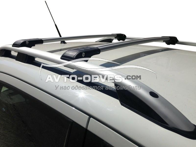 Поперечины на рейлинги с замком для Volvo XC90 2002-2015 Турция