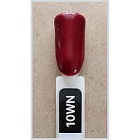 Гель-лак Kodi Professional 10WN , Бордовый с шиммером, стекло
