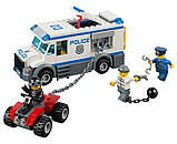 Конструктор BELA 10418 CITY - Машина полиции (198 дет.), фото 2