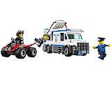 Конструктор BELA 10418 CITY - Машина полиции (198 дет.), фото 3